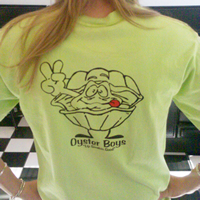 Paines Creek Oyster Co. Lime Tee